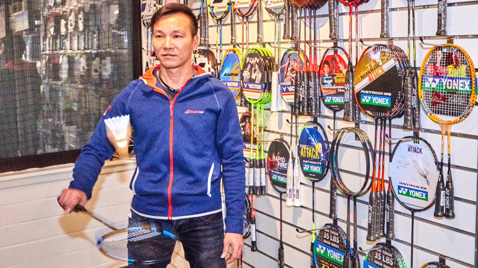 Racket Shop Düsseldorf Badminton - Racket Shop Düsseldorf